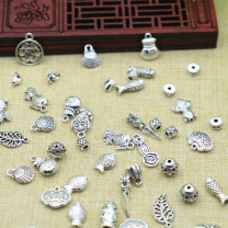 Other DIY accessories Other accessories Silver ornaments 0.01-0.99 yuan brand new Fresh out of the oven Other / other Tibetan Silver / ethnic Handmade Silver
