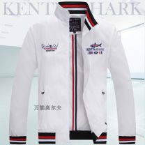 Golf apparel White thin, black thin, royal blue thin, white 999, royal blue 999 M. L, XL, XXL, XXL, one size male SH Jacket K 15302