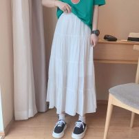 skirt Summer 2021 Average size White, blue