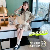 suit Other / other Check, green check 110cm,120cm,130cm,140cm,150cm,160cm,170cm 12 years old