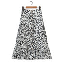 skirt Spring 2021 XS,S,M,L black Middle-skirt street 55-51201 31% (inclusive) - 50% (inclusive) FMP Cellulose acetate Europe and America