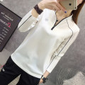 Quick drying T-shirt female Nextour 101-200 yuan S. M, l, XL, XXL, XXXL, (the one without velvet is bigger, the one with thin velvet is normal Long sleeves UV resistant, breathable, quick drying, ultra light Summer of 2019 stand collar China Slim fit plain colour