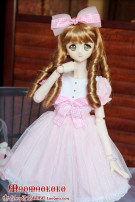 BJD doll zone Dress 1/3 Over 14 years old Customized Spot, same day delivery, reservation, within 7 days after delivery 1/3,1/4