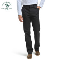 Casual pants SANTA BARBARA POLO & racket club / St. Paul Business gentleman K9 trousers Other leisure Straight cylinder youth Business Casual Straight cylinder Cotton 98.3% polyurethane elastic fiber (spandex) 1.7% Summer 2017