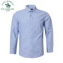 shirt Business gentleman SANTA BARBARA POLO & racket club / St. Paul 38 39 40 41 42 43 44 J3 routine Pointed collar (regular) Long sleeves Self cultivation Other leisure PS17WH002 Cotton 100% Spring 2020