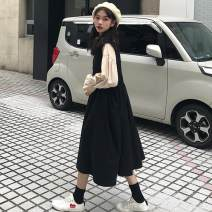 Fashion suit Autumn of 2019 Average size Shirt, vest, skirt 18-25 years old Other / other 96% and above