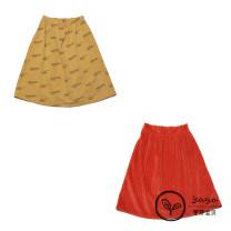 skirt 2-3y for height: 85-95cm, 4-5y for height: 95-108cm, 6-7y for height: 108-120cm, 8-9y for height: 120-132cm Turmeric line skirt 100% cotton, orange velvet skirt 100% cotton Other / other female Cotton 100%