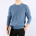 T-shirt Fashion City routine M,L,XL,2XL,3XL Others Long sleeves Crew neck Self cultivation daily autumn routine Simplicity in Europe and America 2020 Solid color cotton