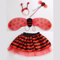 Wings / Angel stick Butterfly / Butterfly Beetle four piece suit, bee four piece suit, ribbon skirt red, ribbon Skirt Blue, ribbon Skirt Pink, ribbon skirt rose red, ribbon skirt purple, ribbon skirt yellow, ladybird three piece suit, bee three piece suit