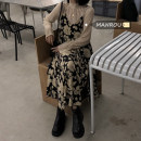 Dress Spring 2021 Picture color Average size Mid length dress singleton  Sleeveless commute other High waist Decor Socket Irregular skirt other camisole 18-24 years old Type A Korean version Asymmetry 51% (inclusive) - 70% (inclusive)