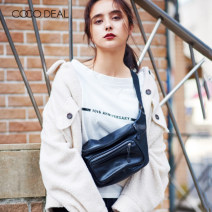 Sweater / sweater Winter of 2018 (A) Off white (V) Purple (x) grey Long sleeves routine Socket singleton  routine Crew neck easy Sweet routine letter 25-29 years old 96% and above Coco Deal cotton Cotton 100% Same model in shopping mall (sold online and offline) solar system