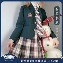 student uniforms Winter 2020, autumn 2020 XS,S,M,L,XL,XXL Long sleeves solar system skirt 18-25 years old Cherry Blossom home other 31% (inclusive) - 50% (inclusive)