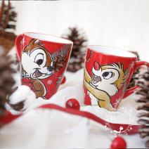 Mug ceramics 301 ml (including) - 400 ml (including) 20-29.9 yuan Cartoon Chinese Mainland