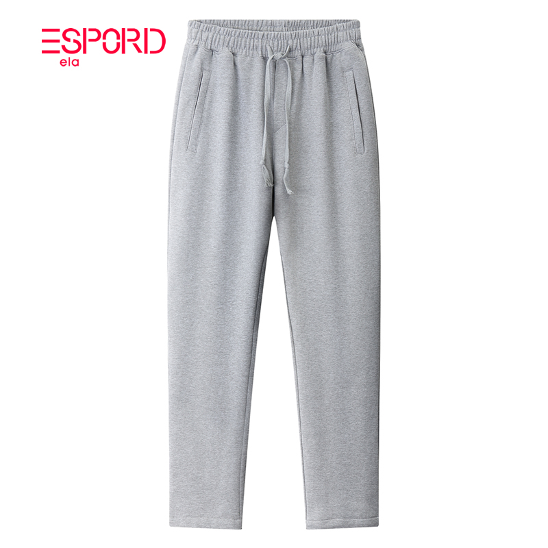 sweatpants  easy S / about 80 to 100 Jin M / 100 to 120 kg L / 120 to 140 kg XL / 140 to 160 kg XXL / 160 to 180 kg 3XL / 180 to 200 kg middle age trousers Business gentleman Spordela / spotela Other leisure Four seasons Business Casual routine 2020 Eight hundred and eighty-one middle-waisted cotton