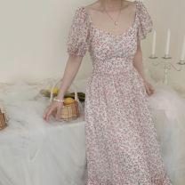 Dress Summer 2020 Tender fruit and broken flower S,M,L