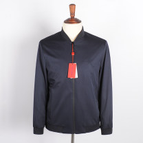 Jacket Fashion City The color is shown in the picture routine Self cultivation go to work spring Baseball collar routine Zipper placket Cloth hem
