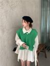 Fashion suit Autumn 2020 Average size Vest, shirt 18-25 years old 99431#