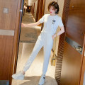 Fashion suit Spring 2021 S,M,L,XL,2XL,3XL White + white, black + Black miuco T2689P1051