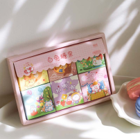 Stickers Yu Xian T2072919251 White Rabbit candy, sweet formula, unknown flower name, vitality secret, toothless rabbit, runaway rabbit's sweet cone decorate