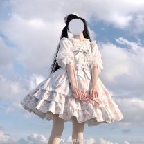 Lolita / soft girl / dress Lolita, the story of granulated sugar In production L,M,S,XL,XS No season Customized Lolita