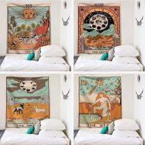 Tapestry / tapestry Others Cartoon animation Simple and modern 1,2,3,4,5,6,7,8,9,10,11,12,13,14,15,16,17,18,19,20,21,22,23 Hand washable