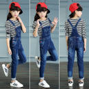 Casual pants trousers rompers Other / other straps