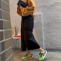 skirt Autumn of 2019 S,M,L Black, green