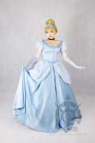 Cosplay women's wear suit Customized Over 14 years old Order within 7 days Animation, film and television Tailor made Century Noah Europe and America Cinderella Cinderella