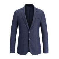 man 's suit Blue 870322 Shunmei Business gentleman thick 42A 44A 46A 48A 50A 52A 44B 46B 48B 50B 52B 54B 48C 50C 52C 54C 56C 48D 50D Wool 68% viscose (viscose) 32% Summer of 2018 standard Double breasted Other leisure Double slit Pure e-commerce (online only) middle age Long sleeves autumn routine