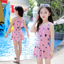 Children's swimsuit / pants You you Casual surf swimsuit children's one piece female spandex Summer 2020 yes