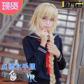Cosplay women's wear suit goods in stock Over 14 years old Joan of arc sailor uniform (glasses) game L,M,S,XL Banben Lane Japan Lovely style, otaku department, campus style Joan of arc