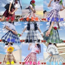 skirt Summer 2020 XS,S,M,L,XL Raspberry, black tea, lemon, sea salt, ice cream, mountain breeze, forest letter, goldfish girl, gentle knife, taro cake, purple smoke, Sha Hua, ash, E-sports girl, grape soda, Xingye, broken bridge, CanXue, Eros, rainbow soda, lavender, cedar, baa Pleated skirt