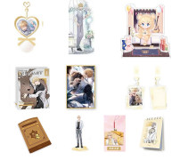 Cartoon card / Pendant / stationery other Love and producer Over 14 years old goods in stock Chinese Mainland Love and producer Love and producer