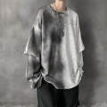 Sweater Youth fashion Others Picture color [high quality] S,M,L,XL,2XL Solid color Socket routine Crew neck spring easy leisure time youth tide routine Color matching No iron treatment Save pocket