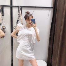 Dress Summer 2020 white XS,S,M,L TX001