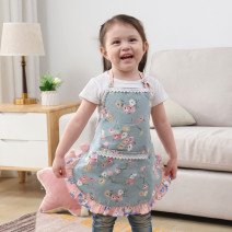 Reverse dressing yes Broken flowers Cotton 100% cotton 12 months, 18 months, 2 years, 3 years old