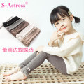 Children's socks (0-16 years old) Pantyhose S-Actress spring and autumn female Korean version