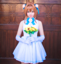 """Cosplay women's wear skirt goods in stock Over 14 years old Out of print display, see the details of """"attention"""" before shooting, stock - Countdown comic 50. M, s, one size fits all Cold pavilion snow Japan Lovely wind Card Captor Sakura The tree of Sakura"""