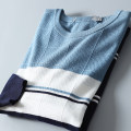 T-shirt / sweater Others Youth fashion blue 165,170,175,180,185 Thin money Socket Crew neck Long sleeves spring and autumn 2020 youth