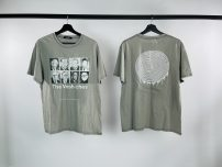 T-shirt other routine M,L,XL Others Short sleeve Crew neck standard daily Four seasons routine Solid color cotton