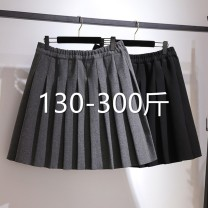 Women's large Winter 2020 Gray, black commute easy Solid color other Transfortegy / transformation strategy 18-24 years old 51% (inclusive) - 70% (inclusive) Short skirt other 161g / m ^ 2 (including) - 180g / m ^ 2 (including) 6 oz (inclusive) - 8 oz (inclusive)