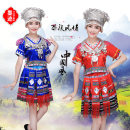 National costume / stage costume Summer 2017 Red (send high imitation headdress collar) blue (send high imitation headdress collar) S M L XL XXL XXXL XXXXL MOJI-001 Inktrace / ink 25-35 years old Other 100% Pure e-commerce (online only)