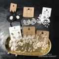 Ear Studs other 30-39.99 yuan Other / other A white a black B white b black C white C black D white D black e white e black F 1 F 2 F 3 brand new Japan and South Korea female goods in stock Online gathering features Alloy inlaid artificial gem / semi gem other