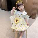 Dress Picture color female Other / other Size 80 (height 70-78cm, age 1), Size 90 (height 78-87cm, age 1-2), size 100 (height 88-97cm, age 2-3), Size 110 (height 98-107cm, age 3-4), Size 120 (height 108-117cm, age 4-5), Size 130 (height 118-130cm, age 5-6) Other 100% summer princess Short sleeve
