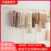 Clothing display rack clothing Metal Lizhou