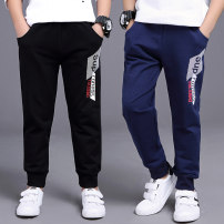 trousers male The recommended height for Size 110 is 100-110cm, for Size 120 it is 110-120cm, for Size 130 it is 120-130cm, for size 140 it is 130-140cm, for size 150 it is 140-150cm, for size 160 it is 150-160cm, and for size 170 it is 160-165cm spring and autumn trousers leisure time Casual pants