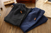 trousers Other / other male The recommended height is 90 standard 2-3 / 90, 100 standard 3-4 / 100, 110 standard 4-5 / 110, 120 standard 5-6 / 120, 130 standard 7-8 / 130, 140 standard 9-10 / 140, 150 standard 11-12 / 150, 160 standard 13-14 / 160 Black, blue spring and autumn trousers leisure time