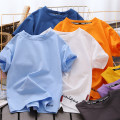 T-shirt White, light blue, yellow, dark gray, purple, blue, orange Other / other The recommended height is 110, the recommended height is 120, the recommended height is 120, the recommended height is 130, the recommended height is 140, the recommended height is 150, and the recommended height is 160