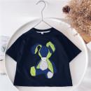 T-shirt black Other / other 90cm,100cm,110cm,120cm,130cm,140cm,150cm neutral summer Short sleeve leisure time No model nothing cotton other Sweat absorption 18 months, 2 years old, 3 years old, 4 years old, 5 years old, 6 years old, 7 years old, 8 years old, 9 years old