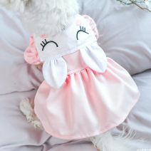 Pet clothing / raincoat currency Dress XS - bust 30-34cm, body length 18-22cm, s-bust 34-38cm, body length 23-27cm, m-bust 40-44cm, body length 28-32cm, l-bust 45-49cm, body length 32-36cm, XL - bust 50-54cm, body length 37-41cm PETCIRCLE princess